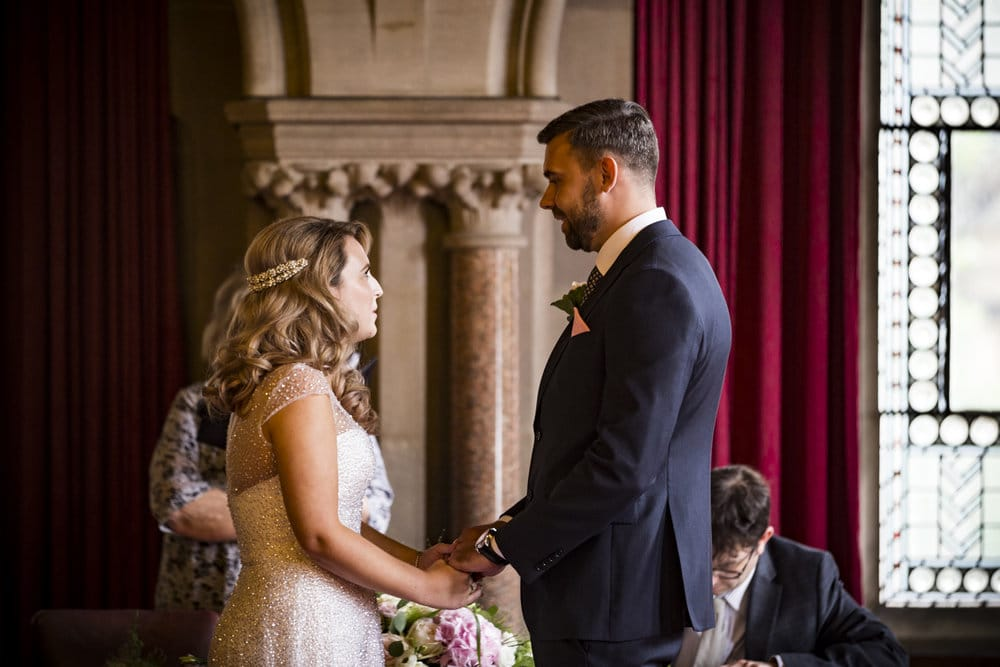 Natasha and Tom, Hotel Gotham and Manchester Town Hall Wedding Photos