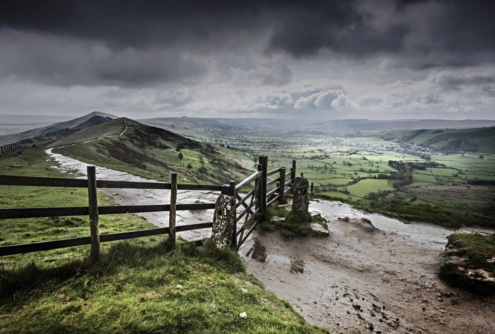 The Dark Peak – my photo trip up to Mam Tor in the Peak District